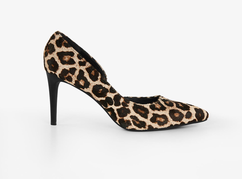 Esmara_Heidi and The City_Pantofi leopard print