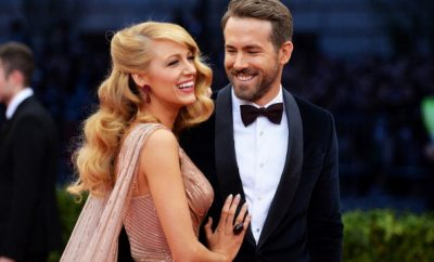 Blake Lively și Ryan Reynolds