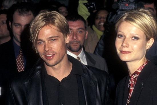Brad Pitt și Gwyneth Paltrow