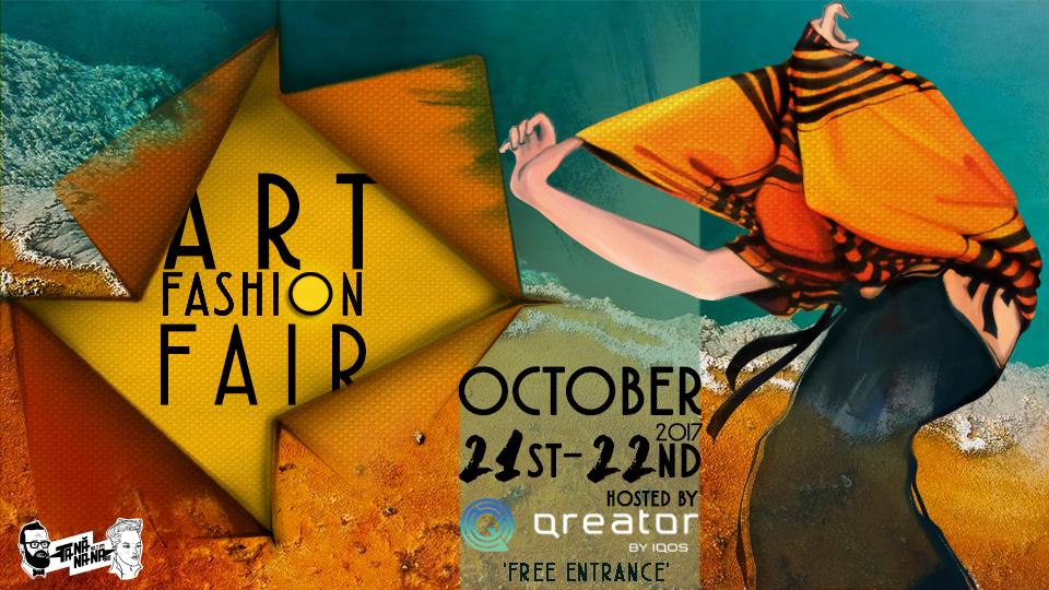 Cover Art Fashion Fair