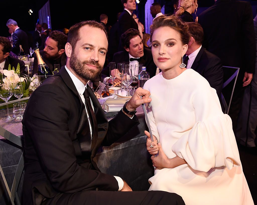Natalie Portman și Benjamin Millepied