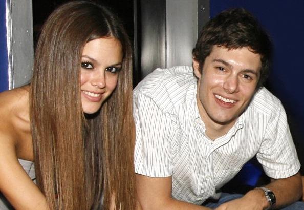 Rachel Bilson și Adam Brody