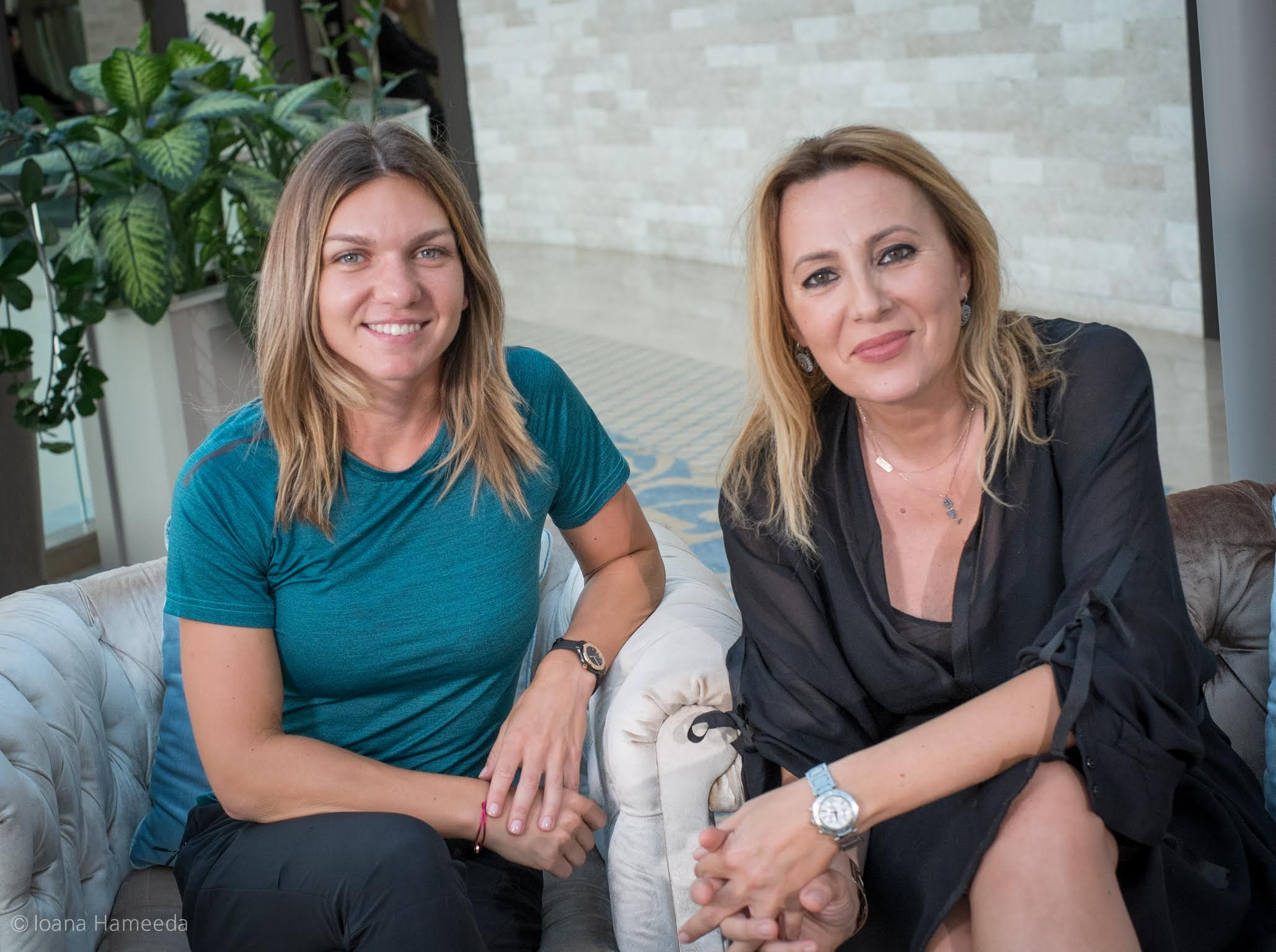 Simona si Irina