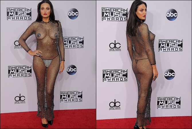 bleona, american music awards 2014