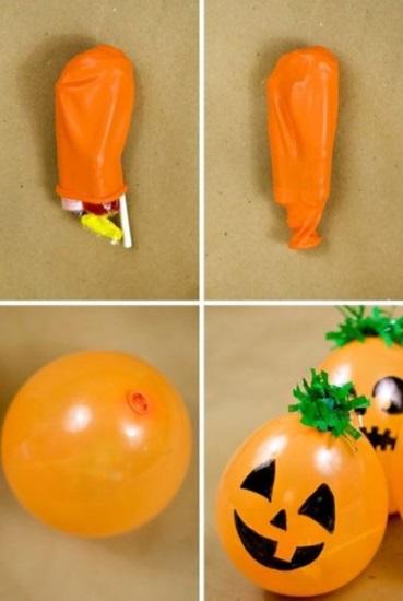 dovleac balon