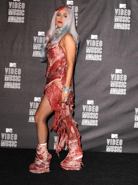 Lady Gaga, MTV VMA 2010