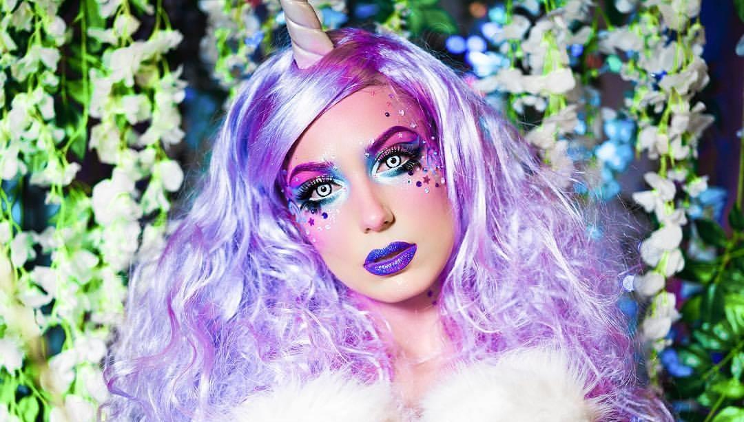 tutorial makeup halloween