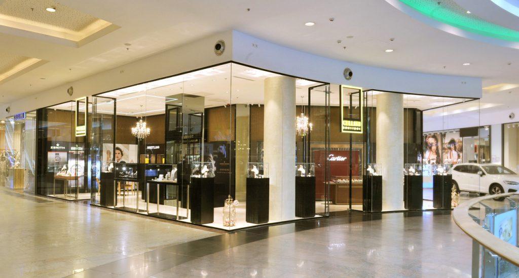 Cellini Grand Boutique Baneasa