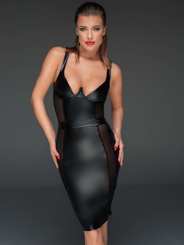 SevenSins.ro_chemise-noir-handmade-powerwetlook-pencil-dress-110997
