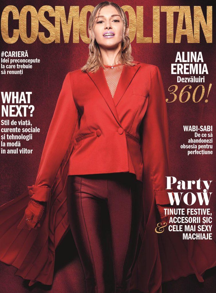 revista cosmopolitan decembrie 2017