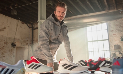 David Beckham Capsule Collection