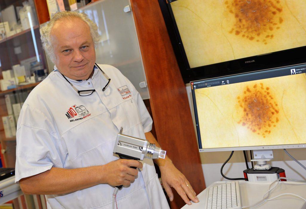 Dr Lucian Russ (dermatoscopie digitală)