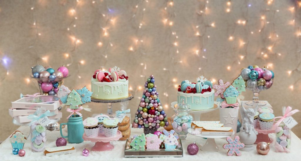 Magic Winter Grace Couture Cakes_01