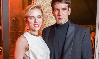Scarlett Johansson și Romain Dauriac