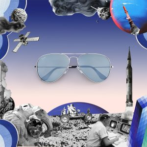 4bfa46f7fe743b Ray-Ban face istorie  colecţia aniversară Ray-Ban Reinvented ...