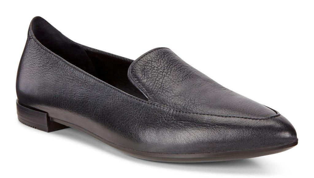 Pantofi business dama ECCO Shape Pointy Ballerina (Negri)_549.90lei