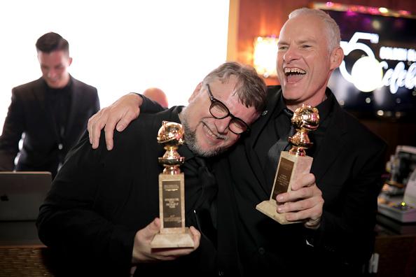 Guillermo del Toro si Martin McDonagh