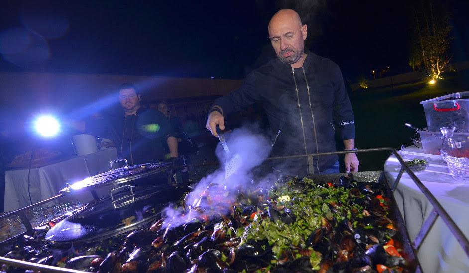Chef Scarlatescu la Jubile