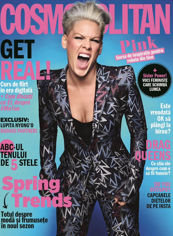 Cosmopolitan martie 2020