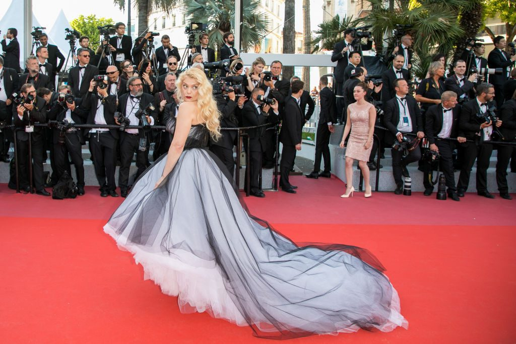Angela Ismailos cannes 2018