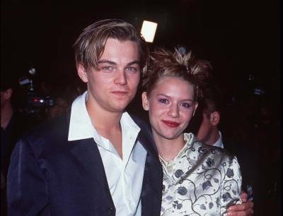 Claire Danes și Leonardo DiCaprio