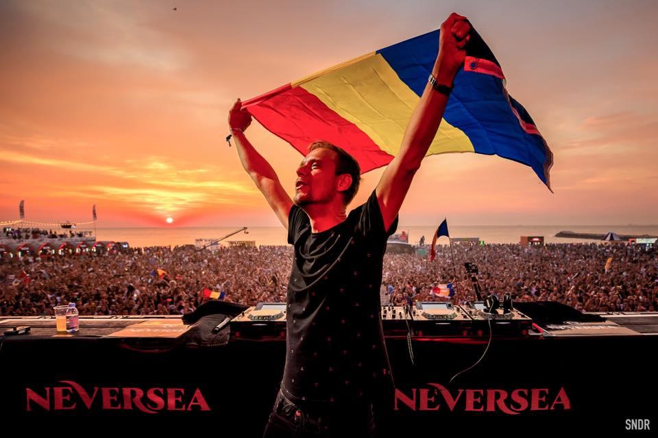 Armin van Buuren Romania