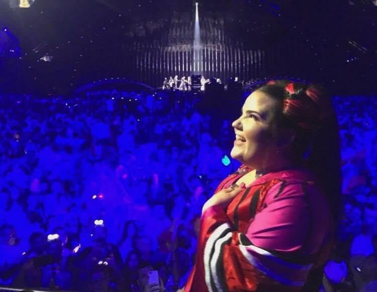 Castigatoarea Eurovision 2018