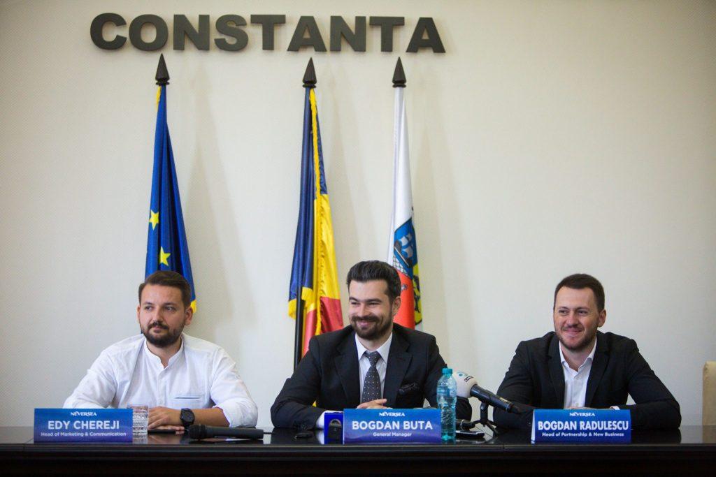 Conferinta Neversea Constanta 2