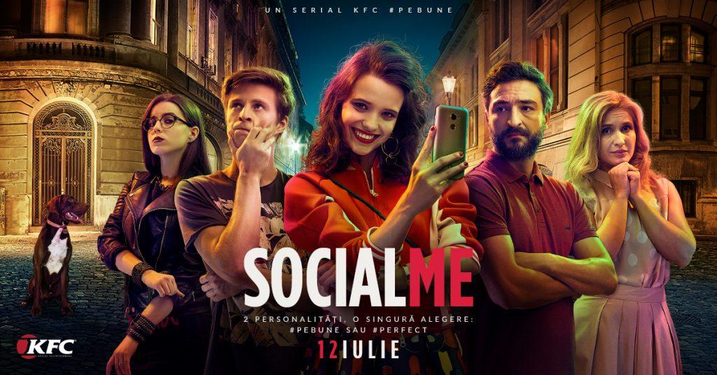 KFC – SOCIAL ME