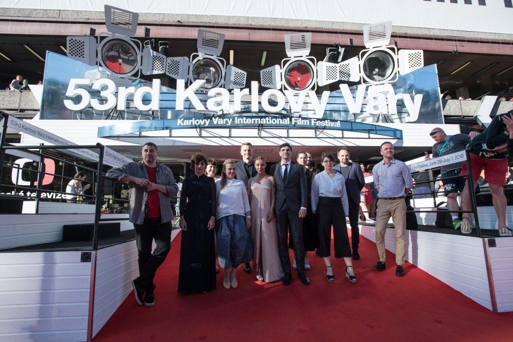 World Premiere, credit photo Karlovy Vary IFF