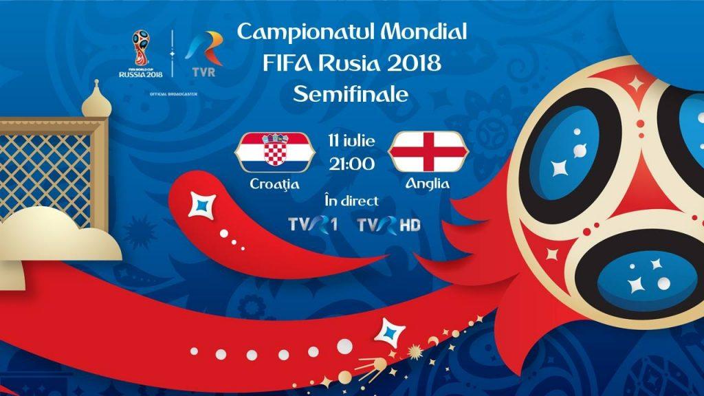 semifinala Croatia Anglia