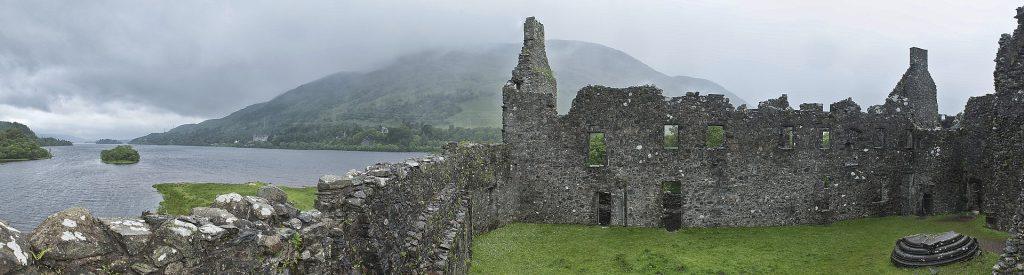 castelul Kilchurn