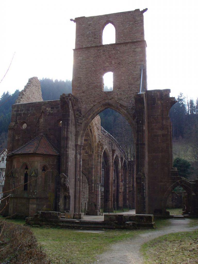 manastirea Allerheiligen