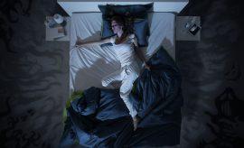 paralizia in timpul somnului