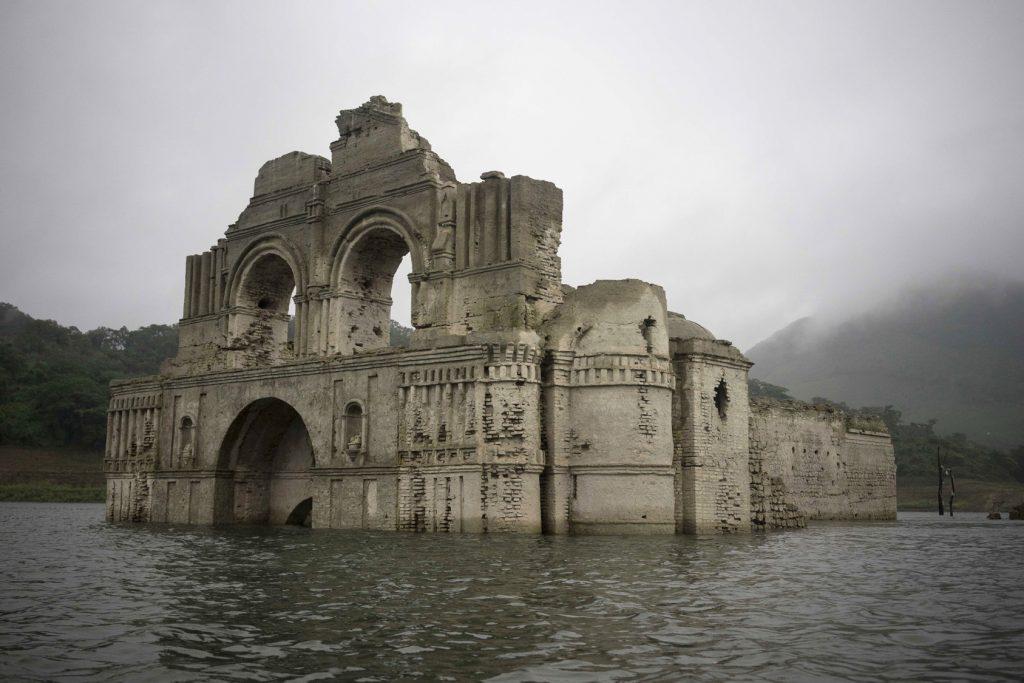 Templul lui Santiago, Mexic