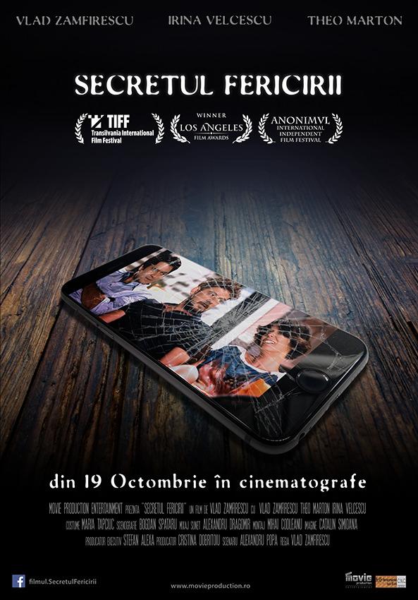 Afis film Secretul Fericirii