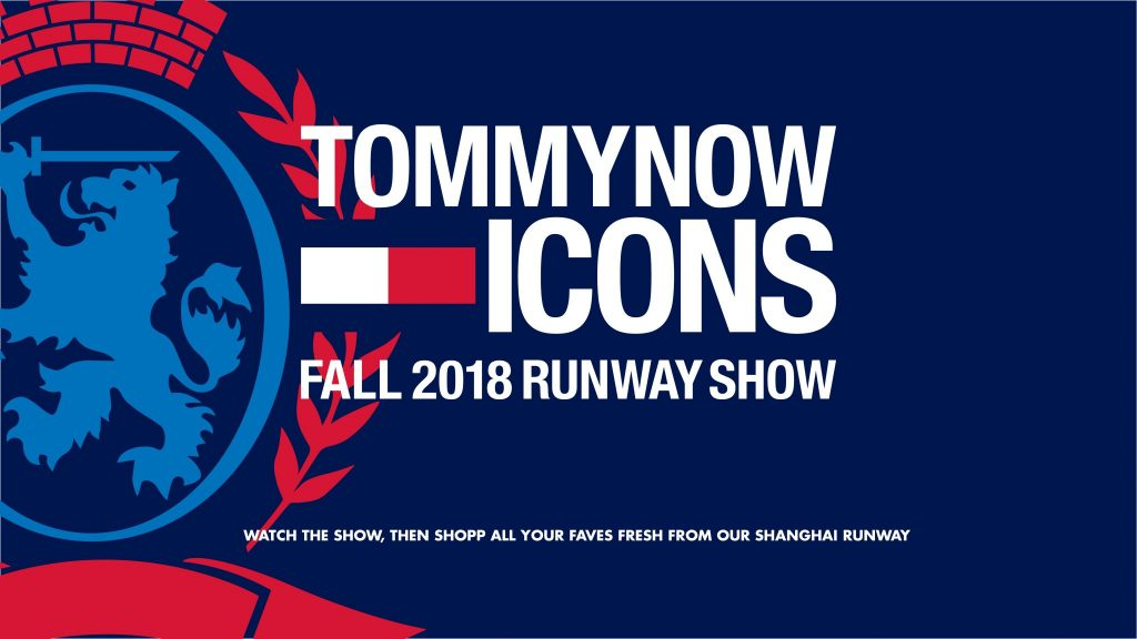 tommynow icons livestream toamn 2018 direct de la shanghai. Black Bedroom Furniture Sets. Home Design Ideas