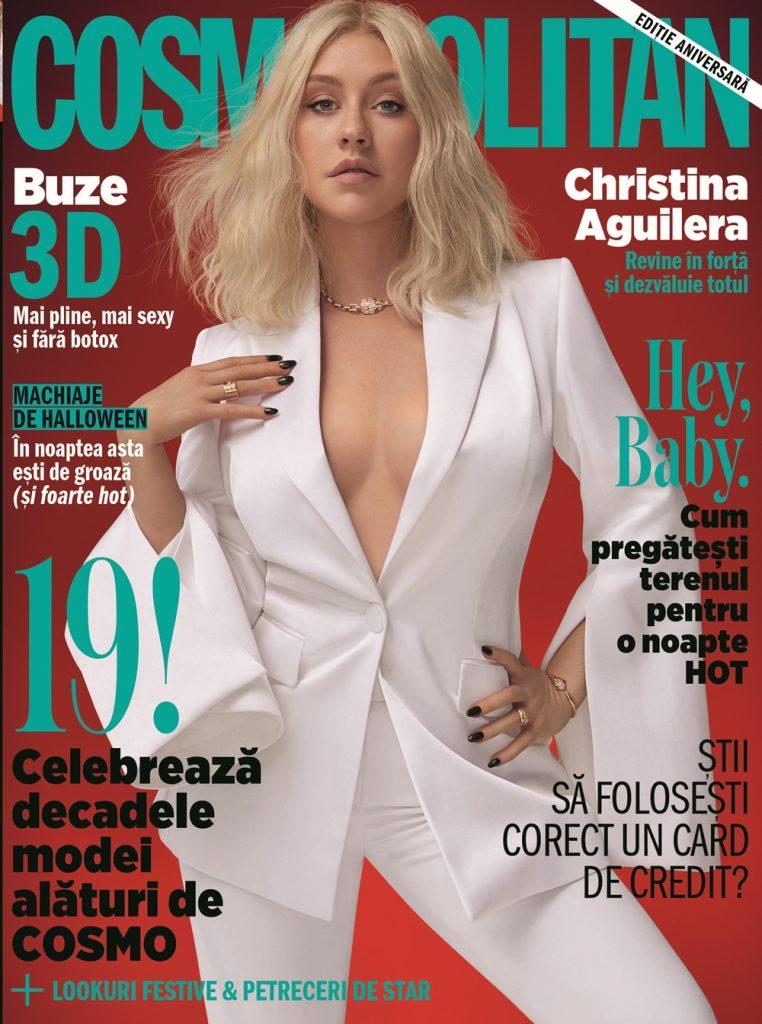 cosmopolitan octombrie 2018