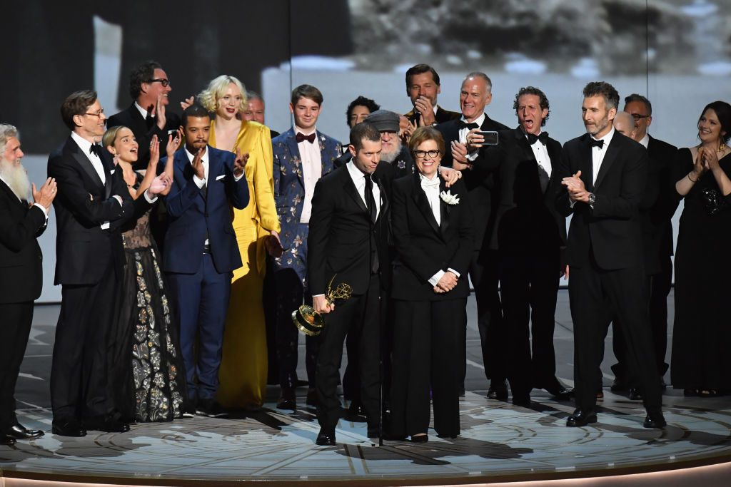 emmy 2018 game of thrones