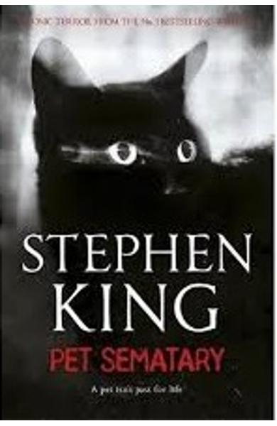 Pet Semetary – Stephen King