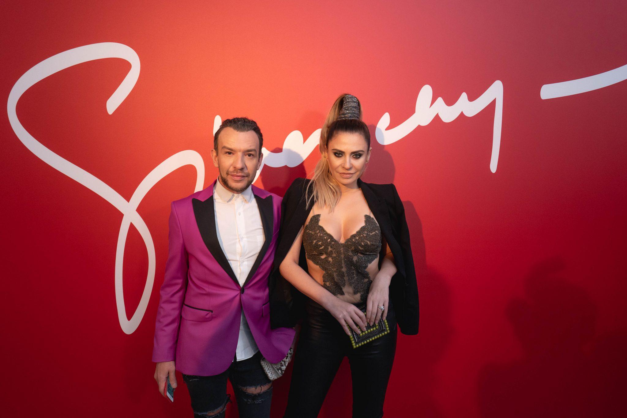 Stephan Pelger & Adina Buzatu