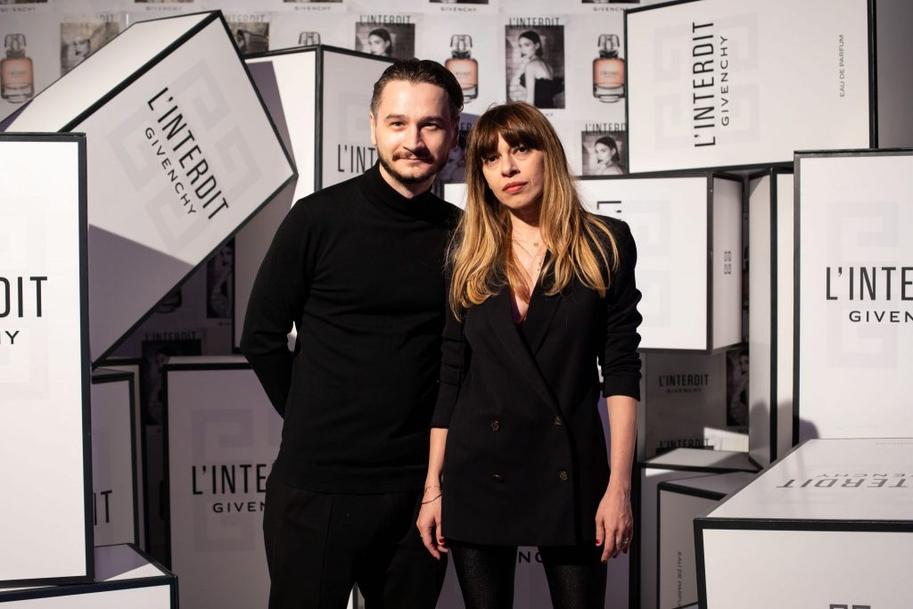 Tatiana si Adrian Ernuteanu