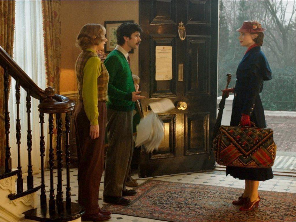 premiere filme decembrie 2018 mry poppins