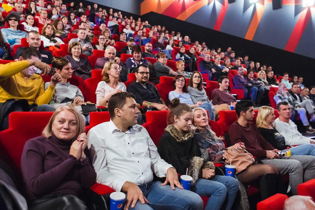 Morometii 2 – proiectie Cinem City AFI Ploiesti (photo by Ionut Rusu)
