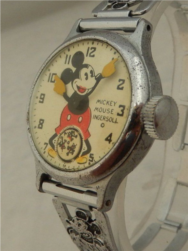 mickey mouse ceas ebay