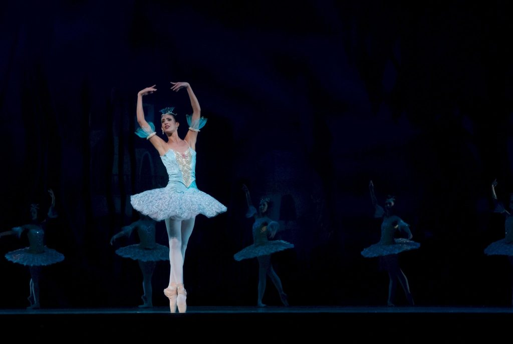 spectacol balet