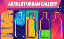 ABSOLUT Urban Gallery