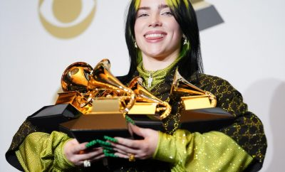 Premiile Grammy 2020 Billie Eilish
