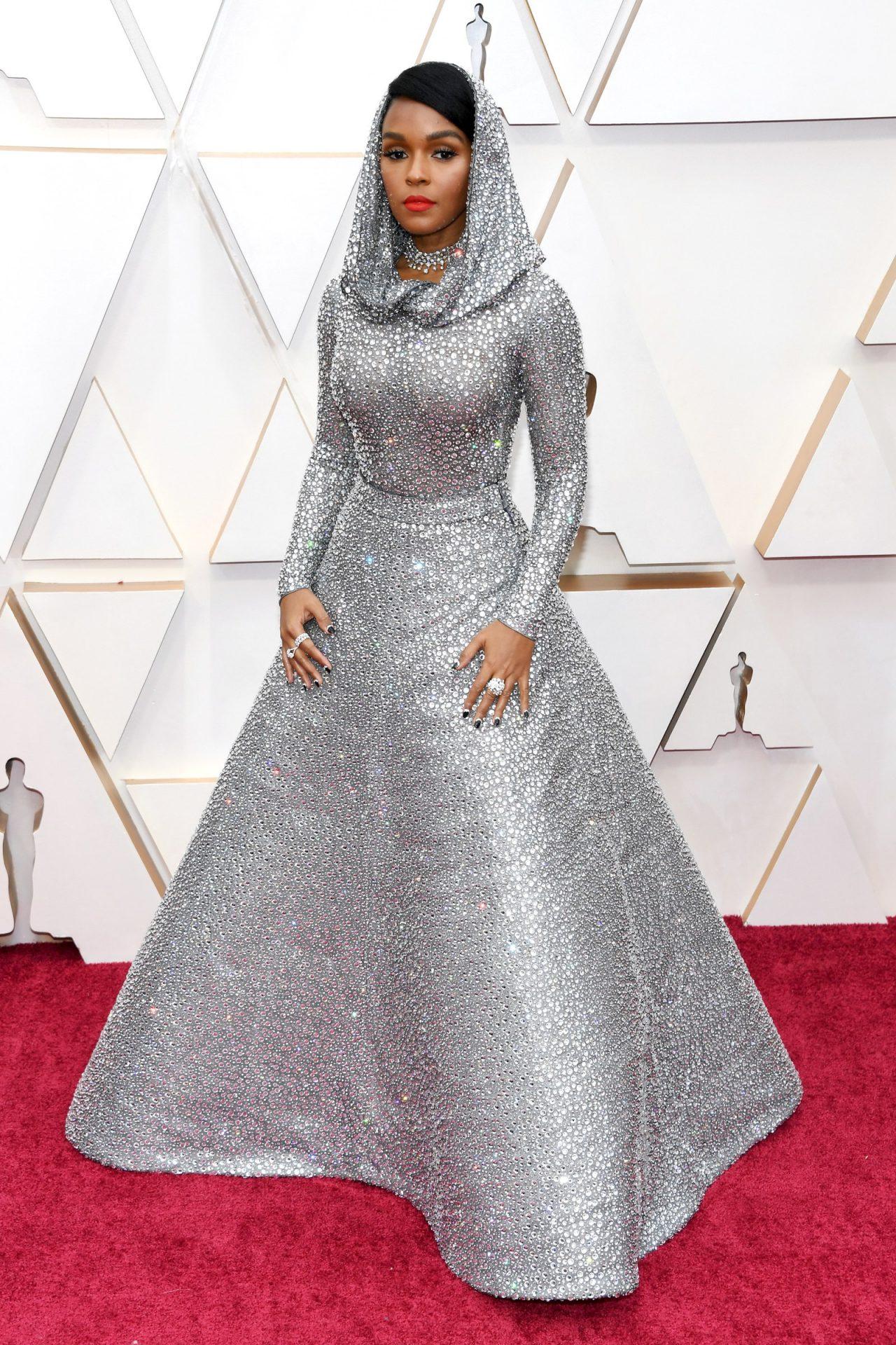 Janelle Monáe in Ralph Lauren Oscar 2020