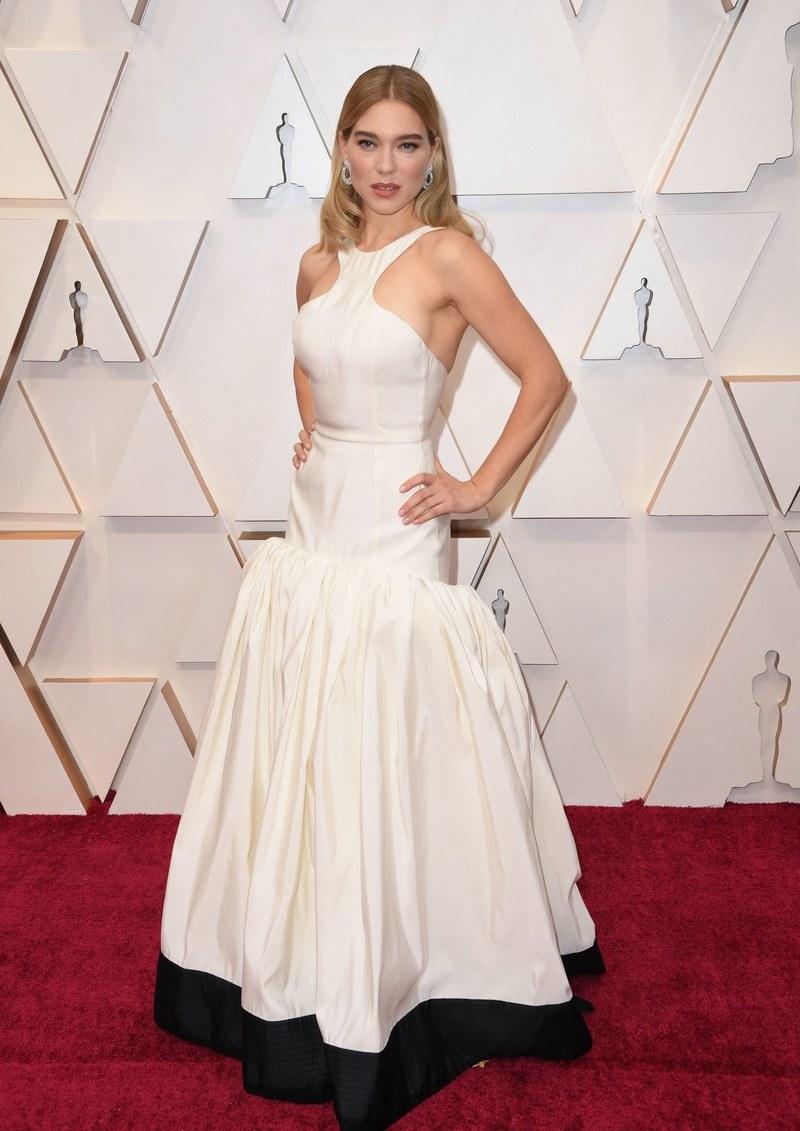 Léa Seydoux in Louis Vuitton Oscar 2020